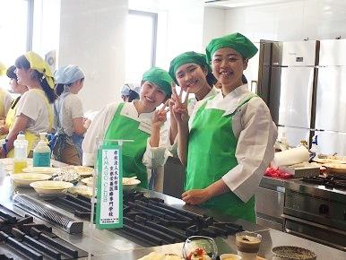 葉酸たまご甲子園 京都栄養医療専門学校
