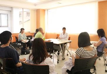 模擬患者演習 管理栄養士 病院 京都栄養医療専門学校