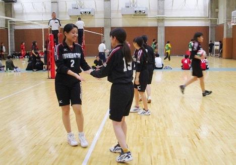 京専各体育大会 バレーボール