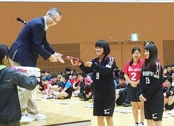 京専各体育大会 バレーボール 優勝