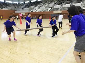 京都栄養医療専門学校スポーツフェスタ