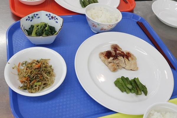 病院食 京都栄養医療専門学校