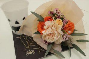 ハロウィン 花瓶