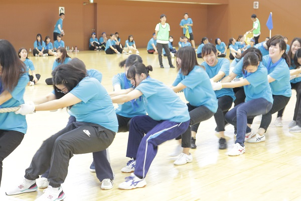 綱引き 京栄校