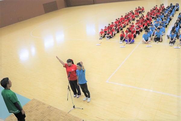 選手宣誓 京栄校
