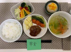 常食 京都栄養医療専門学校
