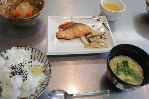 京都栄養医療専門学校 腎臓病食