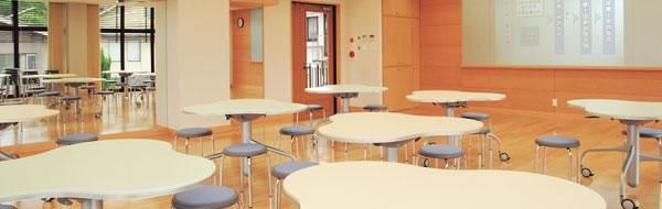 栄養教育実習室